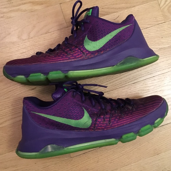 sports shoes 01e36 43c3d coupon code nike kd 8 all purple 77af3 aed11